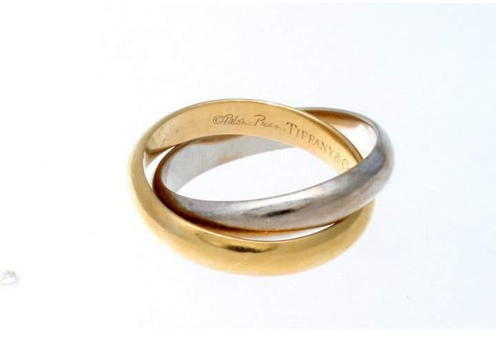 Tiffany & Co. 18K Paloma Picasso Calife Ring