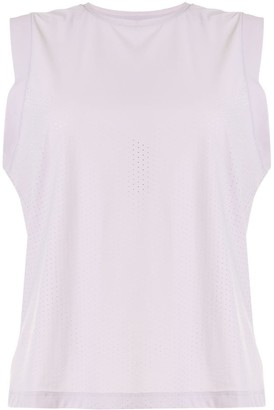 The Upside Perforated Vest Top