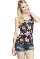 Wet Seal Floral Avery Cami