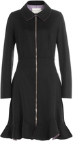 Mary Katrantzou Double-Face Wool-Cashmere Coat