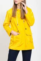Movint Hooded Rain Coat