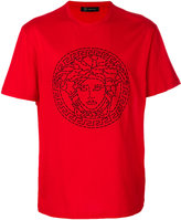 Versus Medusa print T-shirt - men - Cotton - S