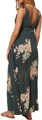 O'Neill Harlem Floral Maxi Dress