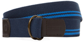 Ben Sherman Striped Belt
