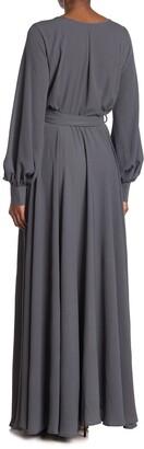 Meghan La LilyPad Maxi Dress