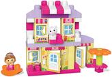 Mega Bloks First Builders Cozy Cottage Block Set