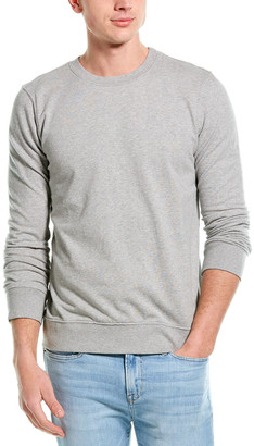 Frame French Terry Crew Top