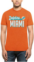 '47 Men's Miami Dolphins Script Club T-Shirt