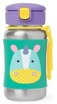 Skip Hop Infant Zoo Stainless Steel Straw Bottle