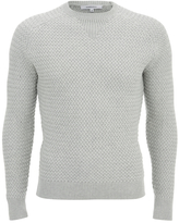 Carven Pull Crew Neck Knit Grey