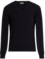 Tomas Maier V-neck Cashmere Sweater