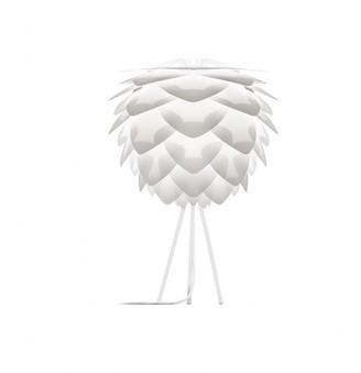 Umage UMAGE - White Silvia White Tripod Table Lamp - White