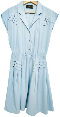 Willow Blue Dress for Women Vintage