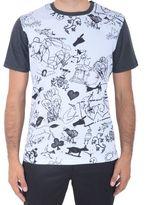 Carven Tattoo Printed T-shirt