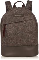 WANT Les Essentiels Kastrup flecked-tweed backpack