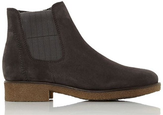 Gabor Maeve Low Suede Chelsea Boots