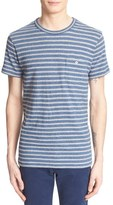 Todd Snyder Stripe Pocket T-Shirt