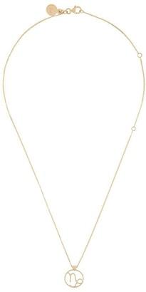 Karen Walker Capricorn necklace