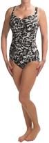 Miraclesuit Trimshaper Averi One-Piece Swimsuit (For Women)