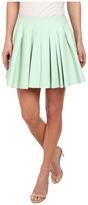 Sam Edelman Irregular Pleated Skirt