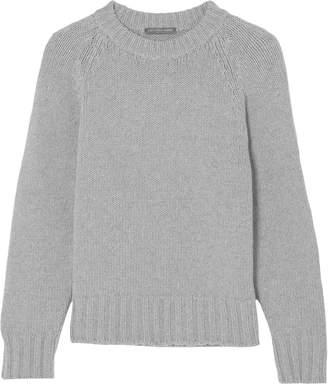 Alexander McQueen Cashmere And Wool-blend Sweater
