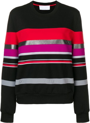 NO KA 'OI Striped Sweater