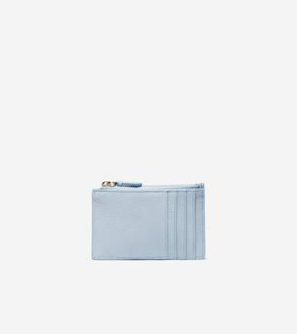 Cole Haan GRANDSERIES Card Case with Zip