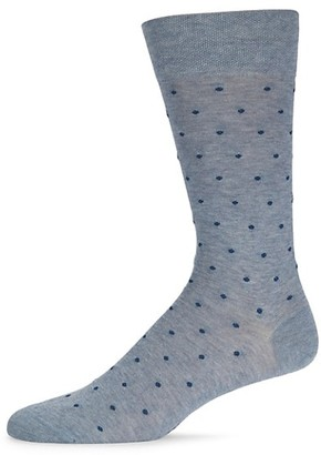 Marcoliani Milano Tropez Dot Knitted Socks