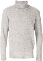 Universal Works ribbed turtle neck sweater