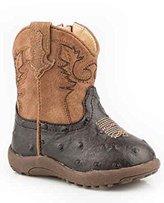 Roper Western Boots Boys Cowboy 3 Newborn 09-016-1900-1521 BR