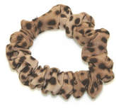 Hepburn & Co Leopard Scrunchie