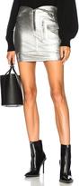 RtA Gisele Skirt in Metallics.