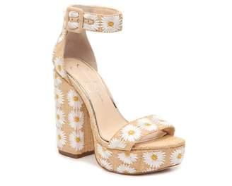 Jessica Simpson Caiya Platform Sandal