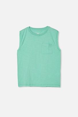 Cotton On Free Boys Textured Tank