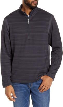 Tommy Bahama Tidal Stripe Half Zip Pullover