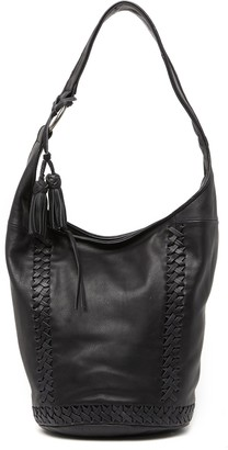 The Sak Skye Leather Bucket Bag