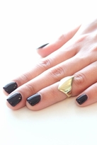 SunaharA Geary Mid Knuckle Ring in Gold