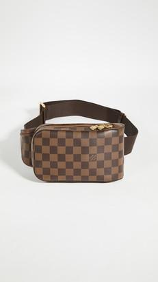 Shopbop Archive Louis Vuitton Damier Geronimos Bag