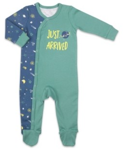 The Peanut Shell The Baby Boys and Girls Cotton Sleeper Just Arrived