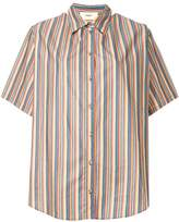 Ports 1961 striped shirt