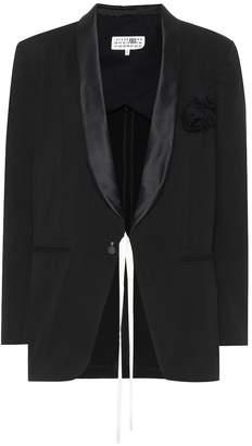 MM6 MAISON MARGIELA Cotton blazer