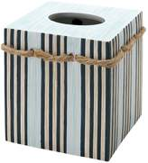 India Ink Zenna Home Seaside Serenity Tissue Box Cover