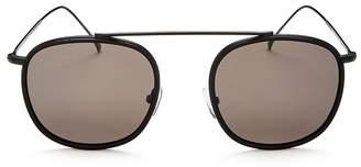Illesteva Women's Mykonos Ace Brow Bar Sunglasses, 52mm