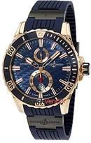 Ulysse Nardin Maxi Marine Diver Automatic Men's Watch 266-10-3C-93
