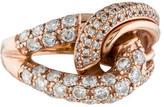 LeVian Le Vian Diamond Love Knot Ring