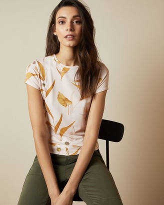 Ted Baker Cabana Fitted T-shirt