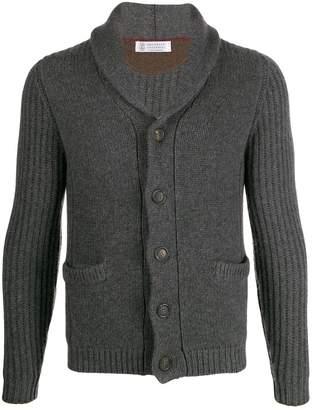 Brunello Cucinelli V-neck cashmere cardigan