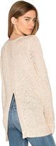 BB Dakota Jack By Warrane Sweater in Blush