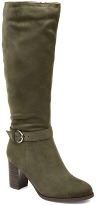 Journee Collection Joelle Extra Wide Calf Boot