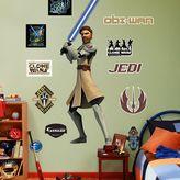 Star Wars the obi-wan kenobi wall decals by fathead